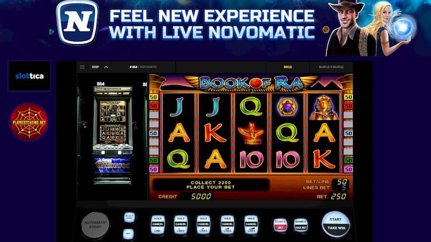 Slottica Casino slot